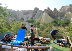 Hotel sotto le stelle Cappadocia