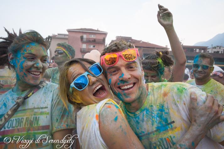 The Color Run Trento: le fotografie più belle!