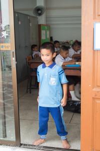 Bangkok Wat Pho school
