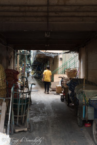 Bangkok mercato