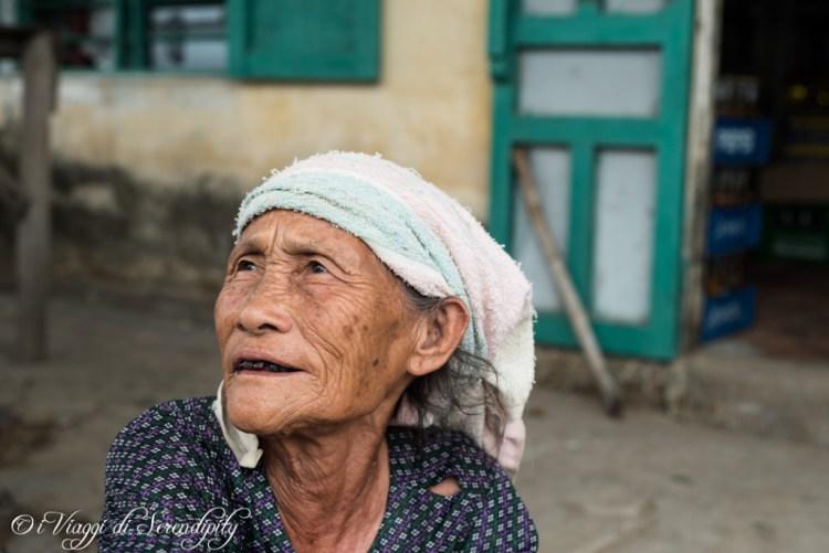 Hoi An anziana