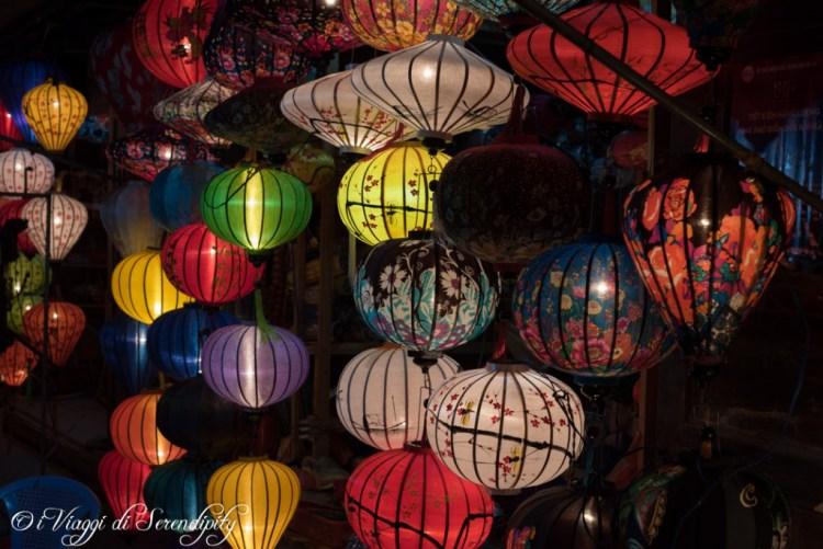 Hoi An lanterne