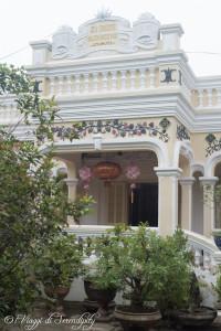 Casa Giardino a Huè