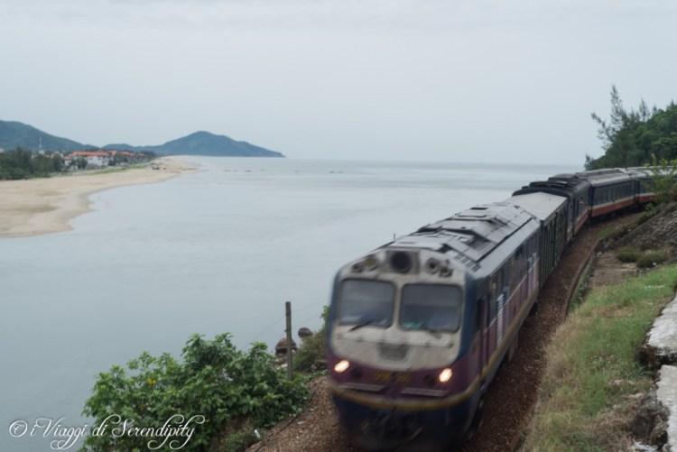 Mandarin road treno