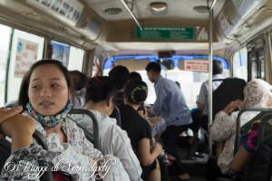 Autobus Pagoda dei Profumi