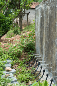 L'acquedotto a Viet Trong