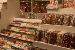 Villaggio di Natale di Maria-Theresien-Platz Vienna cioccolata
