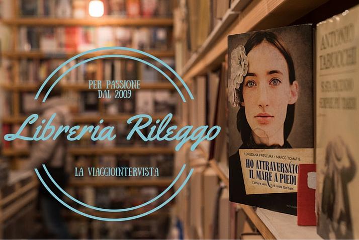 La ViaggioIntervista la libreria Rileggo