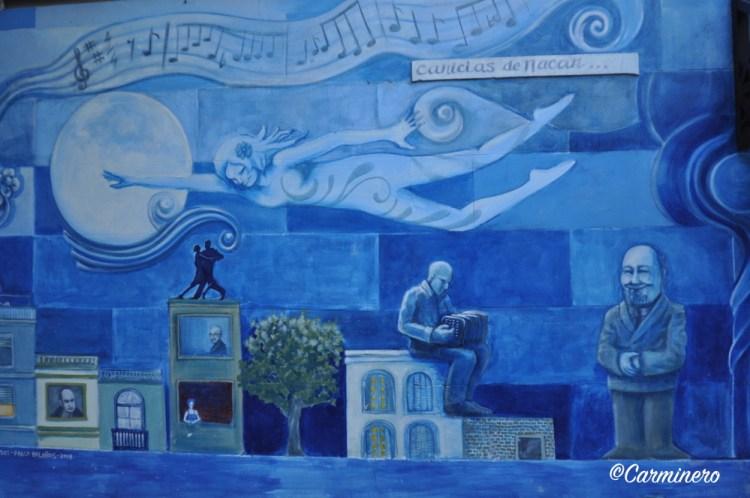 La Viaggiointervista Linda Viaggiatrice mamma murales