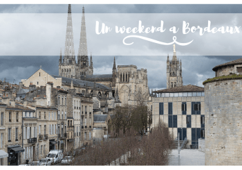 Un weekend a Bordeaux