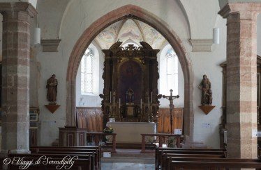 Zambana Vecchia Chiesa Tutti #Fuori