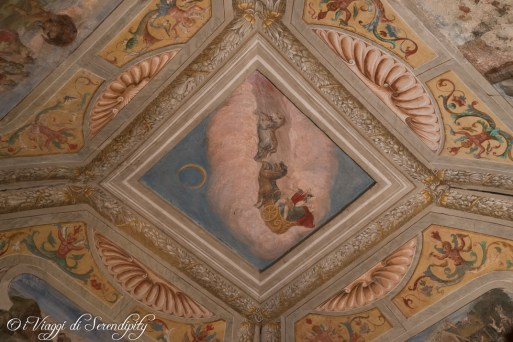 Villa Pisani Bonetti affreschi
