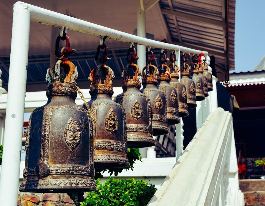campana buddista