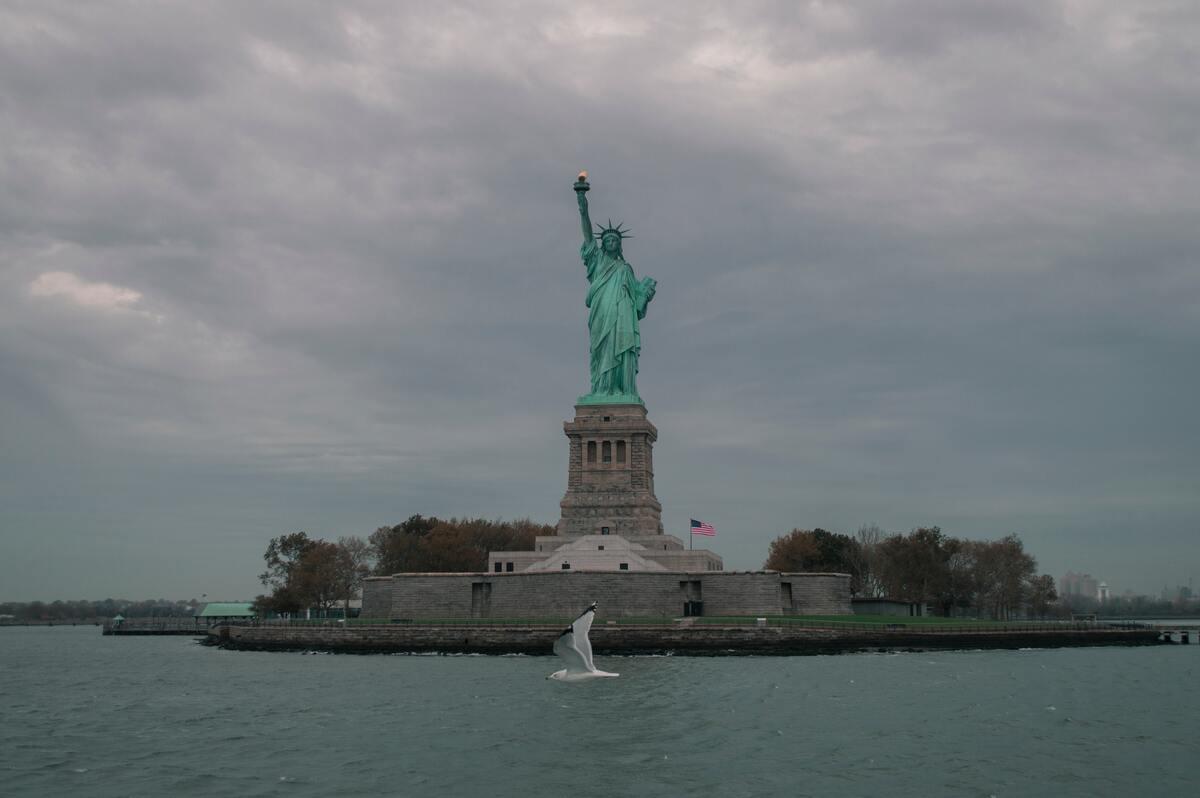 statua della libertà