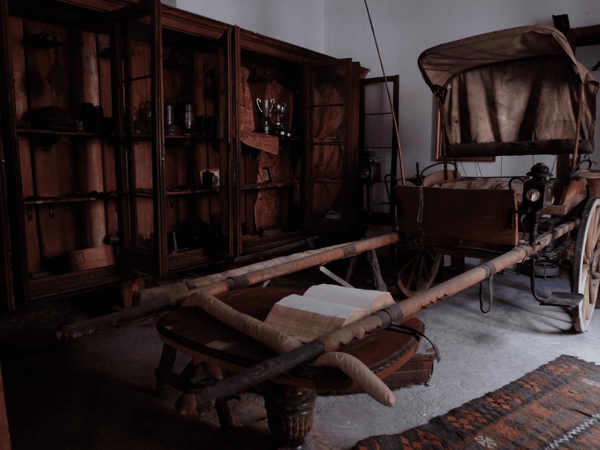 stalla villa farina baronissi