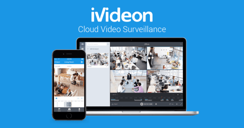 Ivideon : un service cloud des caméras de surveillance pour smartphone, tablette, ordinateur