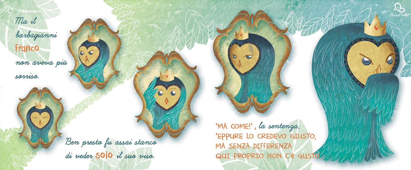 valentina lauria - ivien art - barn-owl-stories-second-version,-second-page