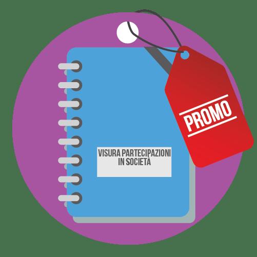 Visure partecipazioni in societa e statuto patti