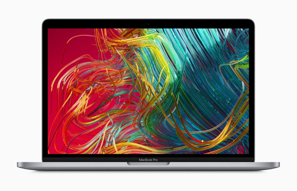 Apple Updates 13-inch MacBook Pro with Twice the Storage and 10th Gen Processors 001