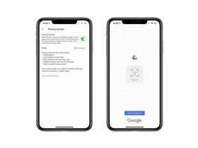 Google Drive Now Supports Touch ID and Face ID