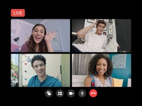Facebook Introducing Live Broadcast from Messenger Rooms with up to 50 People