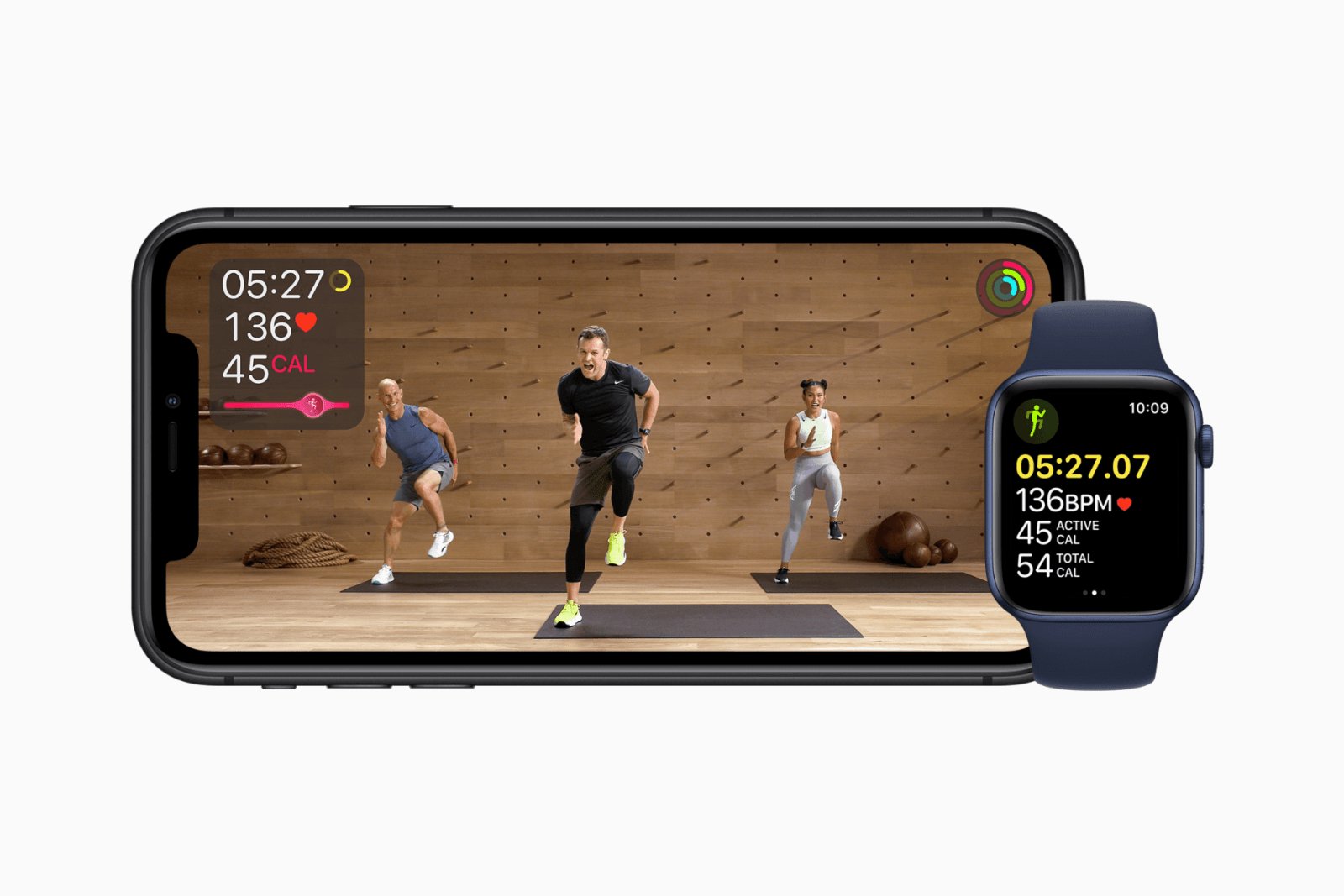 Apple Announced Fitness+ Service
