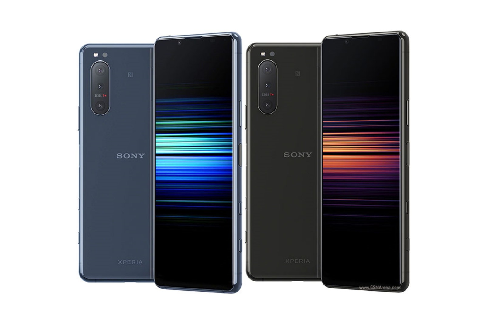 Sony Announced Xperia 5 II with 120Hz OLED Display