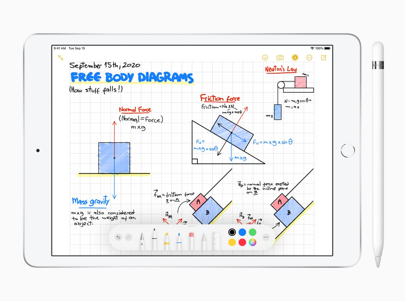 Apple Launched Eighth Generation iPad 10.2-inch with Powerful A12 Bionic Chip