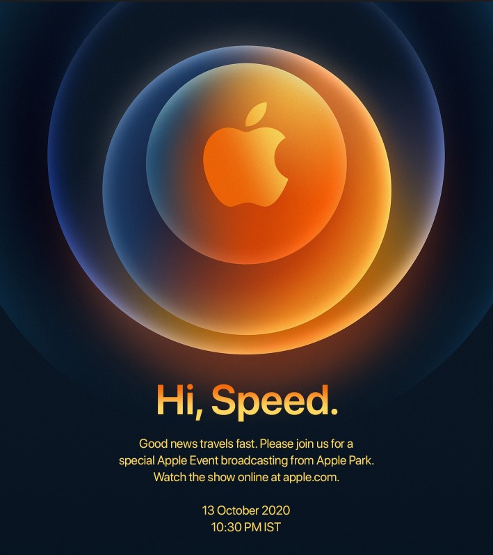 Apple October 13, 2020 Event