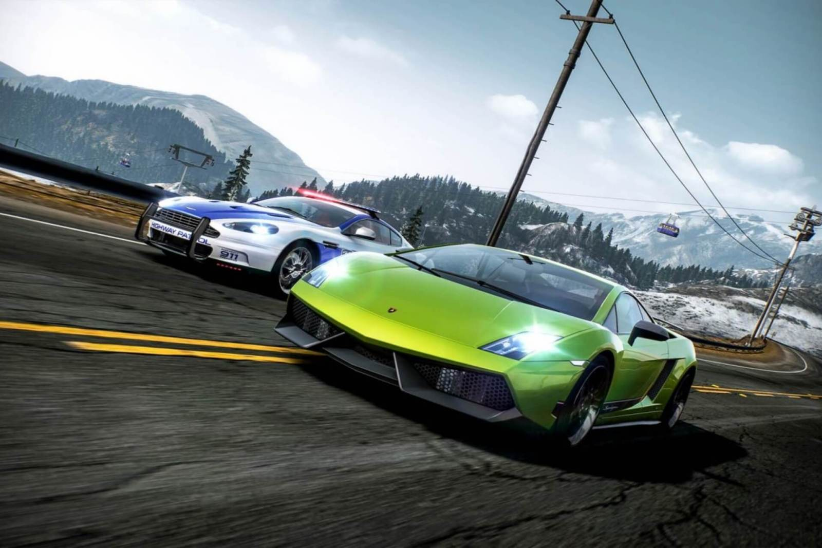 NEED FOR SPEED Hot Pursuit Remastered coming to Xbox One, PlayStation 4, and PC on November 6, Available to Pre-Order