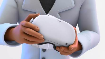 Oculus Quest 2 now available to buy