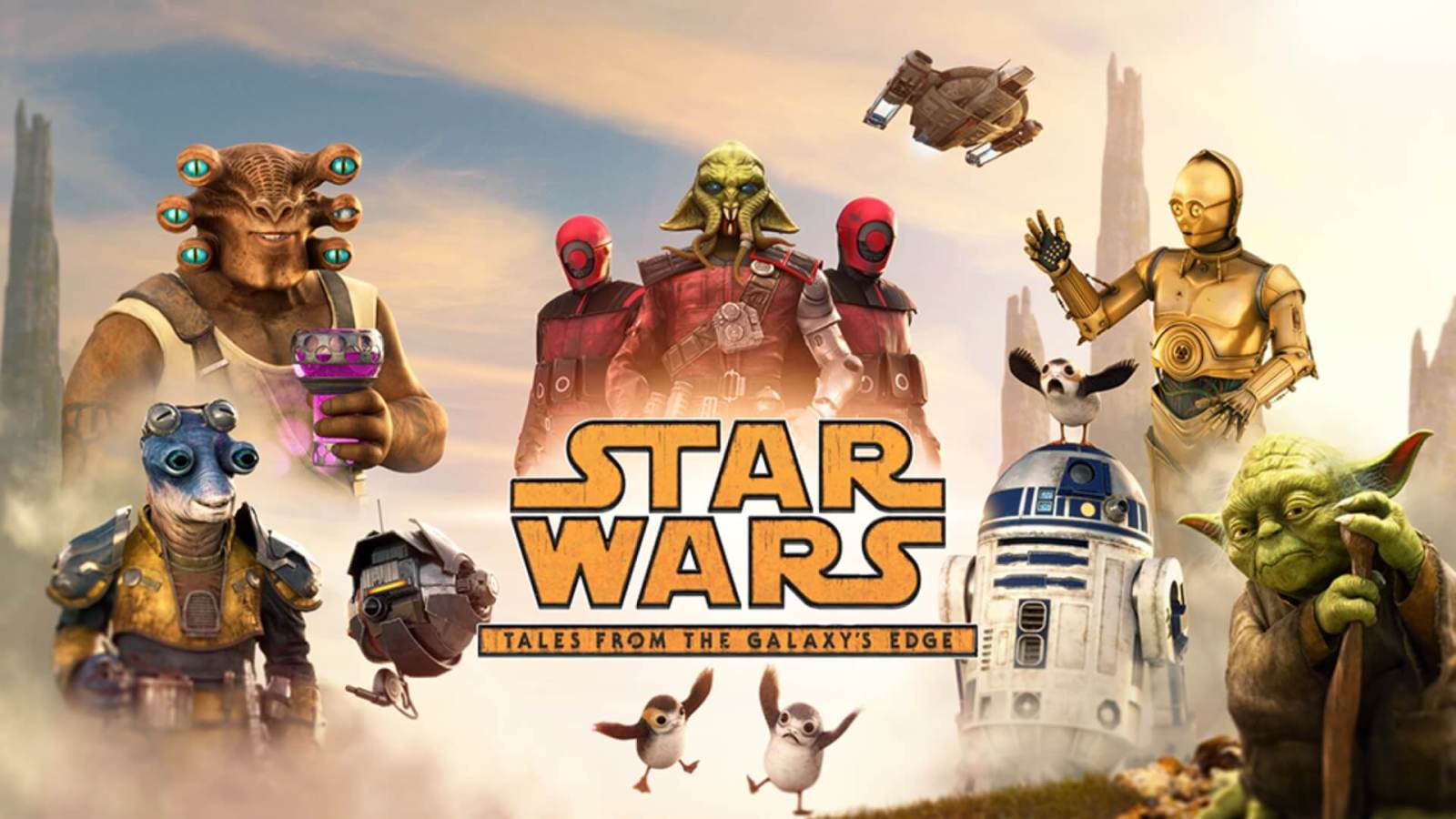 Star Wars: Tales from the Galaxy's Edge will release on Oculus Quest on November 19