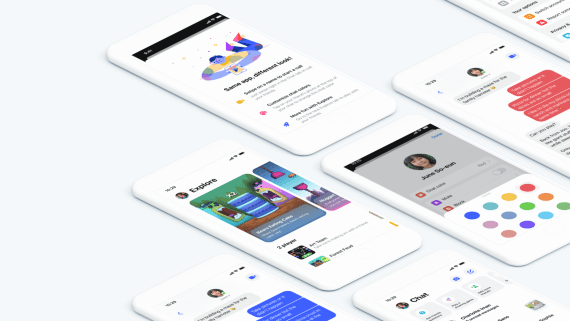 Facebook is Testing New Design for Messenger Kids