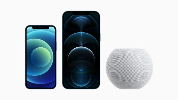 iPhone 12 Pro Max, iPhone 12 mini, and HomePod mini available to order on Friday
