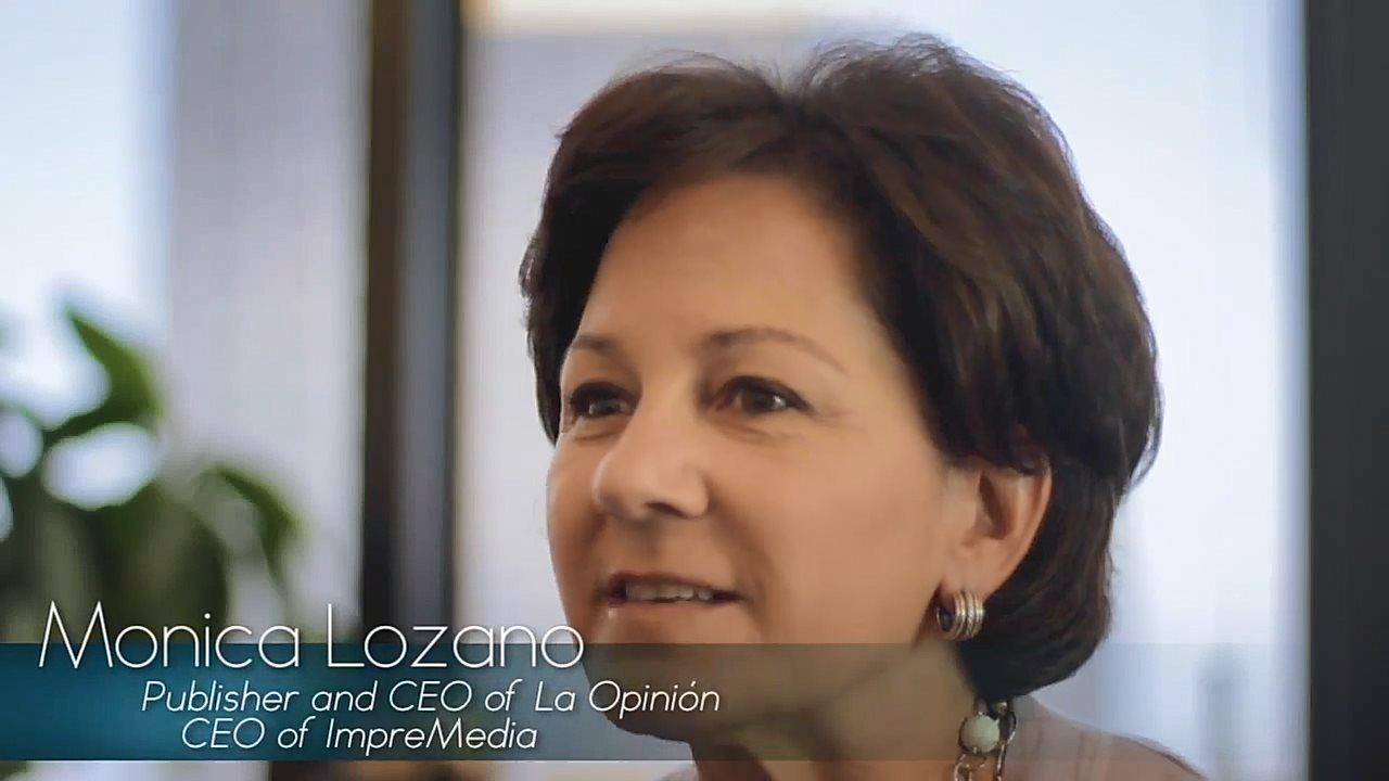 Monica Lozano selected for Apple's board of directors
