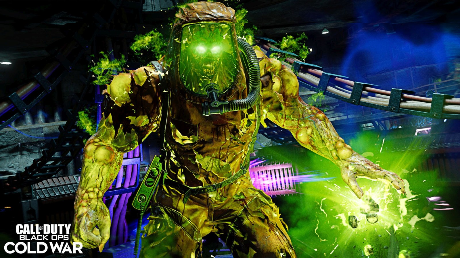 New Treyarch's legendary Zombies mode will be available in Call of Duty Cold War for free during Zombies Free Access Week