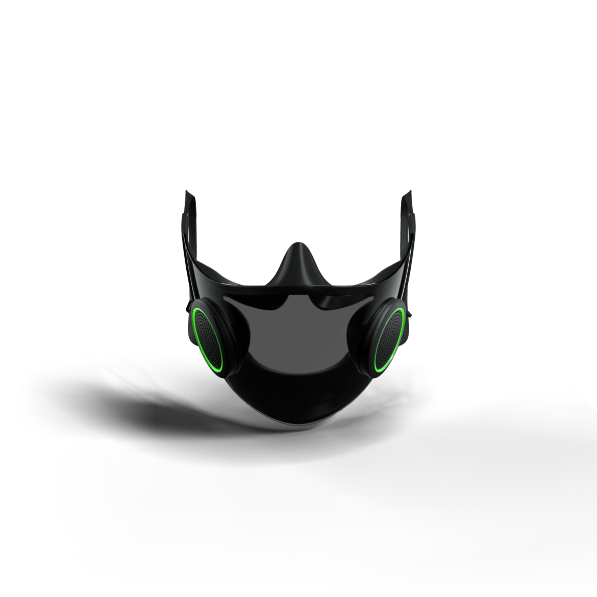 Razer Unveils Smart Face Mask and Gaming Chair Concept at CES 2021