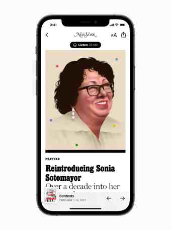 Apple Celebrates Women's History Month and International Women's Day By Introducing Untold stories, exclusive content, and curated collections to all of its services