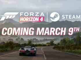 Forza Horizon 4 Coming to Steam on March 9