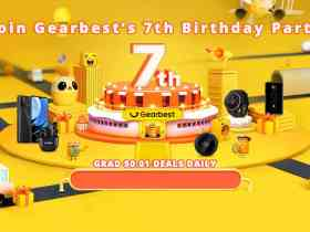 GearBest 7th Anniversary Sale (Price starting from $0.01)