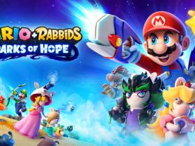 Mario + Rabbids Sparks of Hope Pre-order Available Now