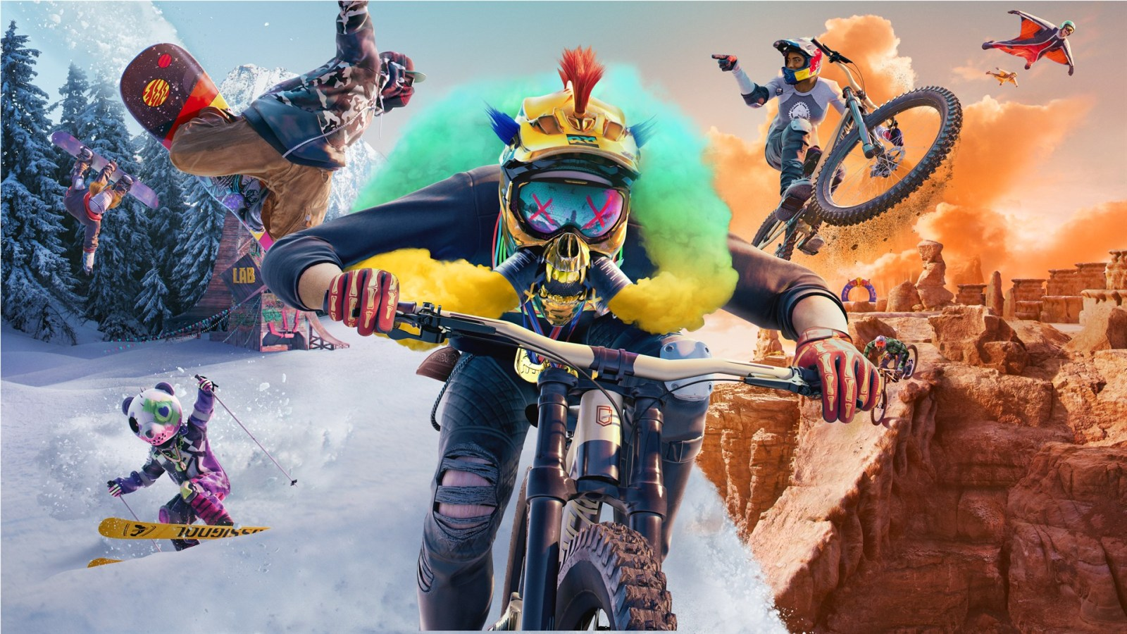 Riders Republic Pre-order Available Now