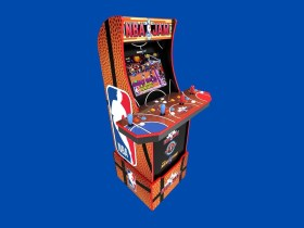 Best Buy Dropped $70 on NBA JAM Arcade Machine