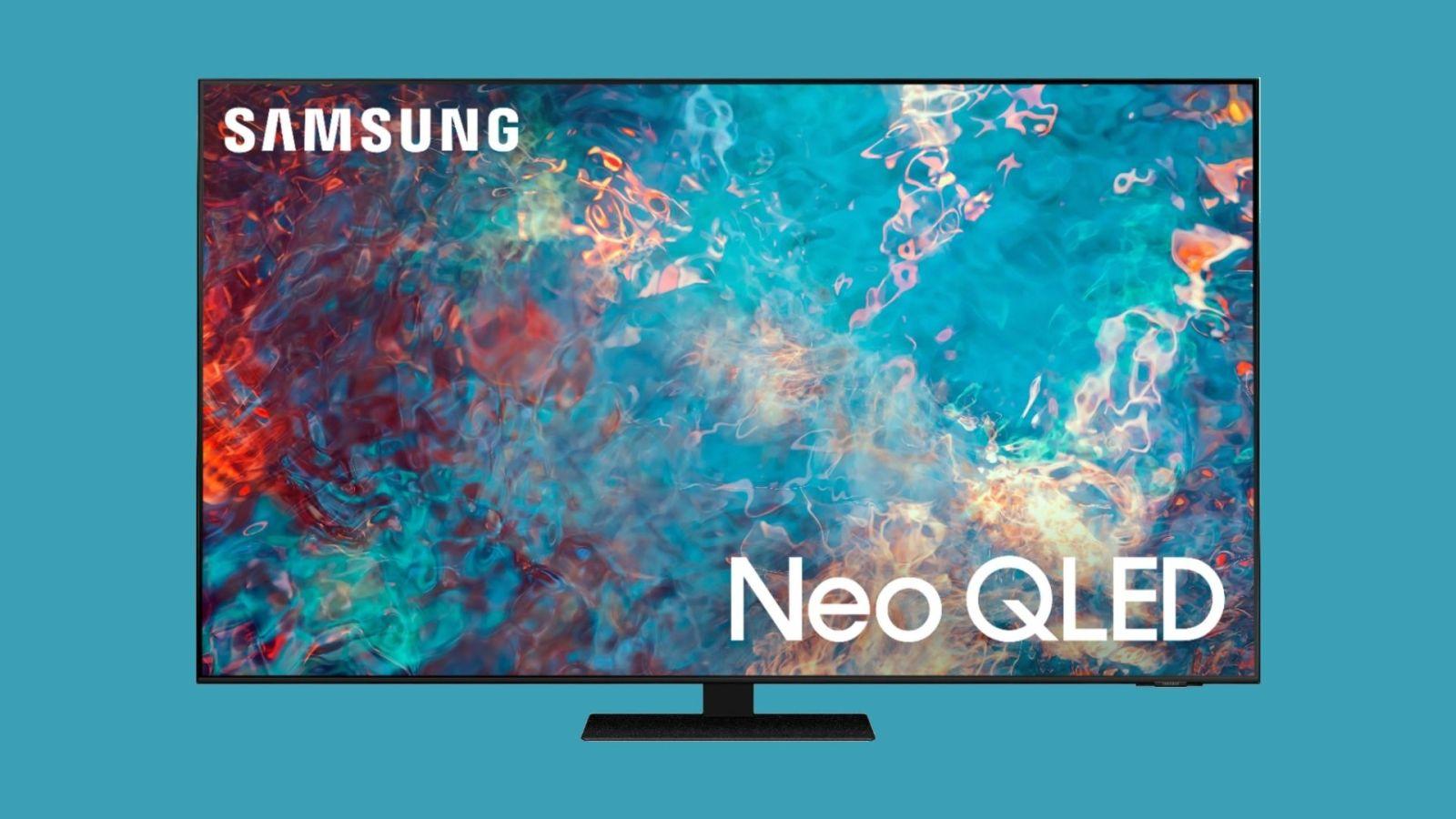 Samsung Neo QLED 4K UHD Smart Tizen TV now $500 off