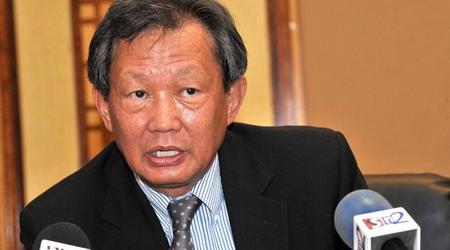 Young Jin Choï, représentant du secrétaire général de l