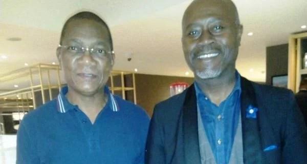 Politique : Le président du RPCI-AC Christian Vabé rencontre le ministre Bruno Koné