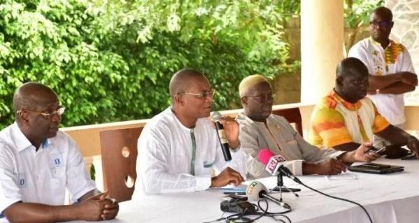 Bruno Koné aux responsables de structures du RHDP à Kouto :« Soyez sans complexe face aux critiques de l'opposition, ils n'ont plus d'angles d'attaques… »