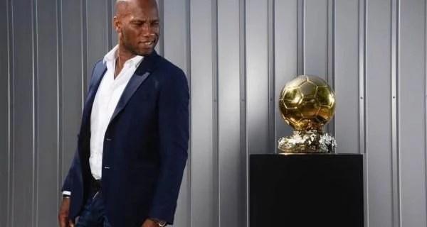 Sport : Didier Drogba désigné nouvel Ambassadeur du Ballon d'Or France Football 2019