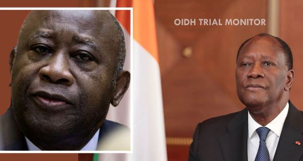 CPI / Le masque est enfin tombé : Ouattara écrit à la CPI pour demander que GBAGBO ne rentre pas en Côte d'Ivoire