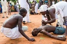 AFRIQUE: VOICI L'homme qui dit avoir le remède du coronavirus